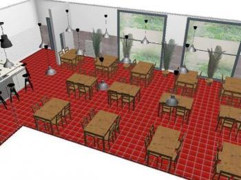 Pronájem restaurace 150 m², Liberec