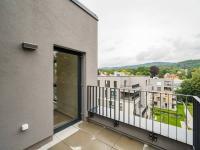 Terasa 6,10 m2 - Pronájem bytu 3+kk v osobním vlastnictví 118 m², Liberec
