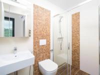Koupelna se sprchovým koutem a WC - Pronájem bytu 3+kk v osobním vlastnictví 118 m², Liberec