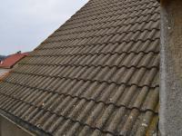 střecha po rekonstrukci (Prodej domu v osobním vlastnictví 136 m², Měňany)