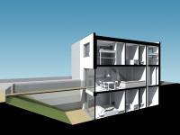 Prodej domu v osobním vlastnictví 36 m², Praha 9 - Prosek