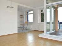 obývací pokoj (Prodej bytu 3+kk v osobním vlastnictví 93 m², Praha 8 - Libeň)