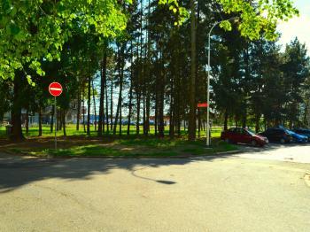 parkoviště - Prodej bytu 2+1 v osobním vlastnictví 51 m², Pardubice