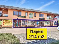 Pronájem obchodních prostor 214 m², Jesenice