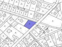 Prodej pozemku 1057 m², Kamenice