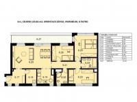 Prodej bytu 4+1 v osobním vlastnictví, 120 m2, Plzeň