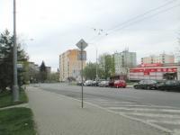 okolí před domem (Prodej bytu 3+1 v osobním vlastnictví 67 m², Plzeň)