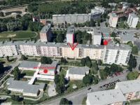 lokalita (Prodej bytu 3+1 v osobním vlastnictví 67 m², Plzeň)