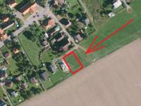 Prodej pozemku 987 m², Dobřív