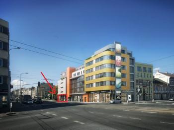 Pronájem obchodních prostor 123 m², Plzeň