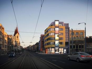 Pronájem kancelářských prostor 50 m², Plzeň