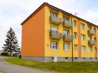 Přední pohled 1 (Prodej bytu 2+1 v osobním vlastnictví 59 m², Náměšť nad Oslavou)