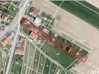 Prodej pozemku 1551 m², Stanoviště