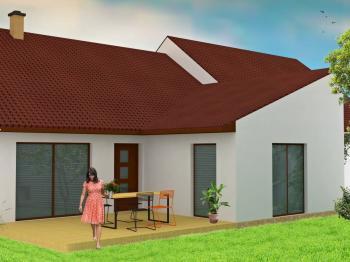 Prodej domu v osobním vlastnictví 89 m², Boleradice
