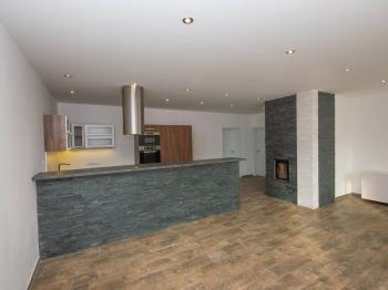 Kuchyň - Pronájem bytu 4+kk v osobním vlastnictví 186 m², Bohutice