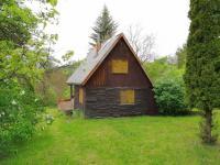 Dřevěná chata - Prodej pozemku 2173 m², Bílovice nad Svitavou