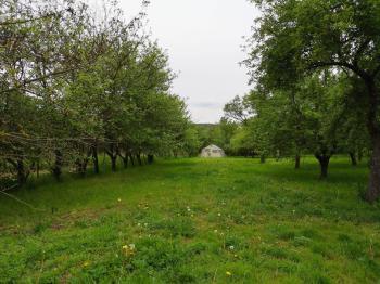 Pohled zepředu - Prodej pozemku 2173 m², Bílovice nad Svitavou