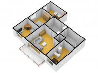 Prodej bytu 4+1 v osobním vlastnictví 80 m², Brno