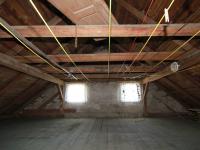 půda (Prodej domu v osobním vlastnictví 250 m², Otročín)