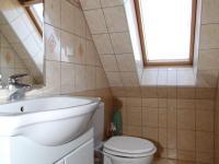koupelna 2a a WC patro  - Prodej bytu 6+1 v osobním vlastnictví 160 m², Karlovy Vary