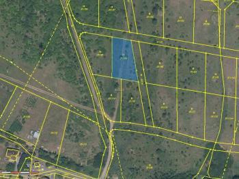 Prodej pozemku 1078 m², Ostrov