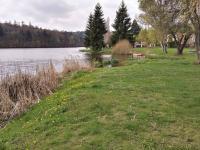 Jevanský rybník_pohled od Jevan (Prodej pozemku 1233 m², Jevany)