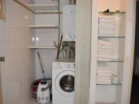 pračka, plynový kotel (Pronájem bytu 3+kk v osobním vlastnictví 145 m², Praha 2 - Vinohrady)