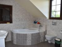 koupelna - Prodej domu v osobním vlastnictví 160 m², Pěnčín