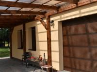 horní terasa - Prodej domu v osobním vlastnictví 160 m², Pěnčín