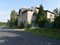 vjezd ze silnice - Prodej domu v osobním vlastnictví 160 m², Pěnčín