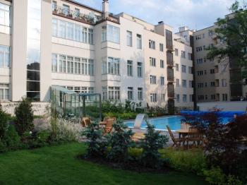 Pronájem bytu 2+kk v osobním vlastnictví 54 m², Praha 2 - Nusle