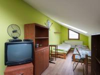 Pokoj 2 v podkroví (Prodej domu v osobním vlastnictví 98 m², Praha 10 - Hostivař)