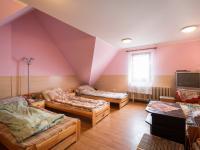 Pokoj 1 v podkroví (Prodej domu v osobním vlastnictví 98 m², Praha 10 - Hostivař)