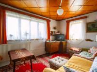 Obývací pokoj (Prodej chaty / chalupy 80 m², Psáry)