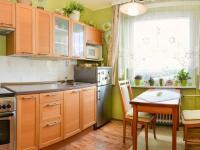 kuchyně (Prodej bytu 1+1 v osobním vlastnictví 41 m², Praha 8 - Čimice)