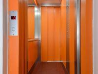 výtah (Prodej bytu 1+1 v osobním vlastnictví 41 m², Praha 8 - Čimice)