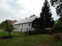 Pohled na dům (Prodej zemědělského objektu 298 m², Česká Lípa)
