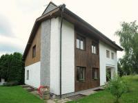 pohled na dům se severozápadní části (Prodej domu v osobním vlastnictví 300 m², Řitka)