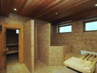 sauna (Prodej domu v osobním vlastnictví 300 m², Řitka)