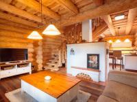 obývací prostor - Prodej chaty / chalupy 100 m², Týn nad Vltavou