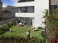 Prodej bytu 1+kk v osobním vlastnictví 43 m², Praha 5 - Smíchov