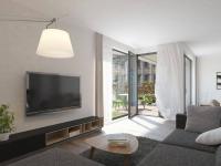 Prodej bytu 2+kk v osobním vlastnictví 54 m², Praha 5 - Smíchov