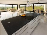 kuchyně s obývacím pokojem (Prodej domu v osobním vlastnictví 526 m², Kly)