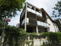 pohled na rezidenci Smetanka (Prodej bytu 2+kk v osobním vlastnictví 107 m², Praha 9 - Hrdlořezy)