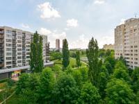 výhled z okna (Prodej bytu 2+kk v osobním vlastnictví 42 m², Praha 5 - Stodůlky)
