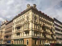 dům Tyršova (Prodej bytu 1+kk v osobním vlastnictví 25 m², Praha 2 - Nové Město)