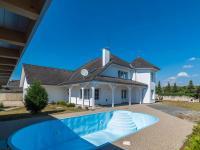 Pohled na dům (Prodej domu v osobním vlastnictví 312 m², Jesenice)