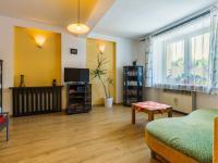 obývák (Prodej domu v osobním vlastnictví 384 m², Zápy)