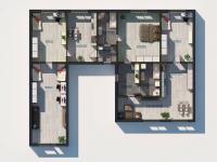 Prodej bytu 4+1 v osobním vlastnictví 119 m², Praha 5 - Smíchov