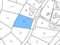 Prodej pozemku 1695 m², Kamenice